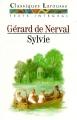 Couverture Sylvie Editions Larousse (Classiques) 1993