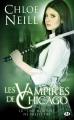Couverture Les vampires de Chicago, tome 10 : Une morsure ne suffit pas Editions Milady (Bit-lit) 2015