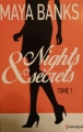 Couverture Nights & secrets, double, tome 1 : Bryony & Kelly Editions Harlequin 2015