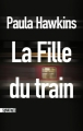 Couverture La fille du train Editions Sonatine 2015