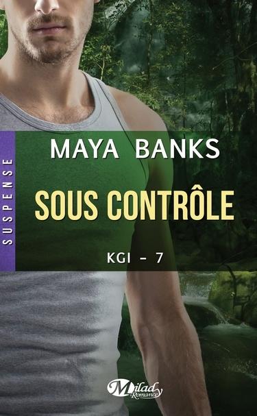Couverture KGI, tome 7 : Sous contrôle