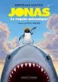 Couverture Jonas le requin mécanique Editions Grasset (Jeunesse) 2014