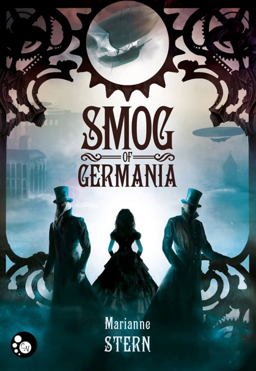 Couverture Smog of Germania