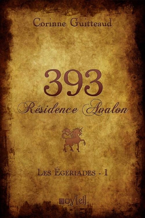 Couverture Les égeriades, tome 1 : 393 Résidence Avalon