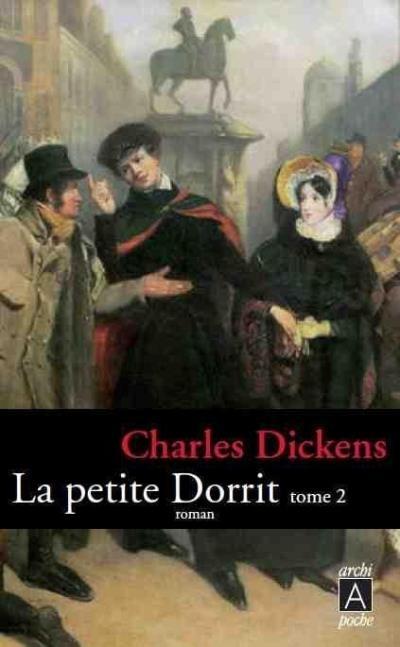 Couverture La petite Dorrit, tome 2
