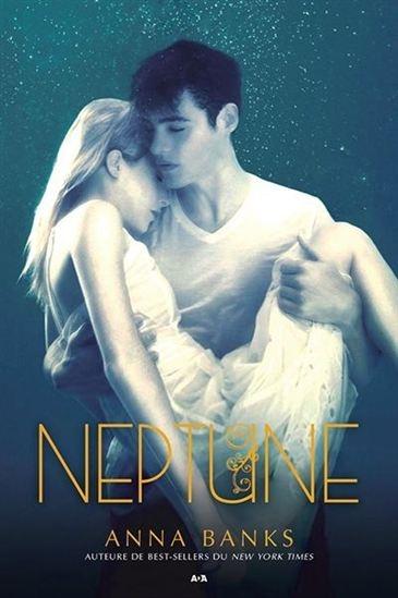Couverture L'héritage des Syrénas, tome 3 : Neptune