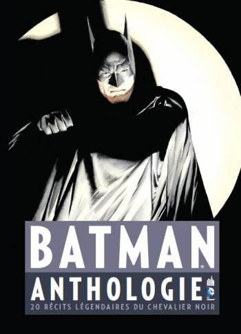 Couverture Batman : Anthologie