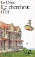 Couverture Le chercheur d'or Editions Folio  1991