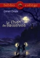 Couverture Sherlock Holmes, tome 5 : Le Chien des Baskerville Editions Hachette (Biblio collège) 2004