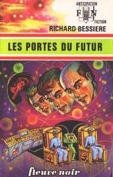 Couverture Les Portes du futur