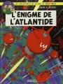Couverture Blake et Mortimer, tome 07 : L'Énigme de l'Atlantide Editions Blake et Mortimer 2013