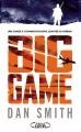 Couverture Big game Editions Michel Lafon 2015