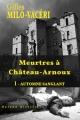Couverture Meurtres à Chateau-Arnoux, tome 1 : Automne sanglant Editions Nelson 2015