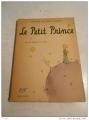 Couverture Le petit prince Editions Gallimard  1954