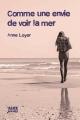 Couverture Comme une envie de voir la mer Editions Alice (Tertio) 2015