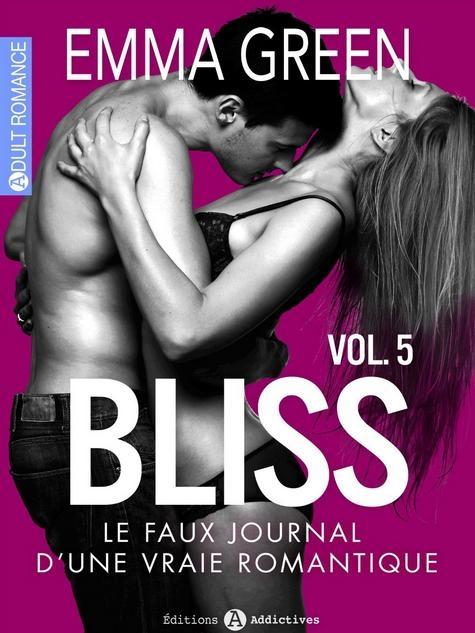 Couverture Bliss, le faux journal d'une vraie romantique, tome 05