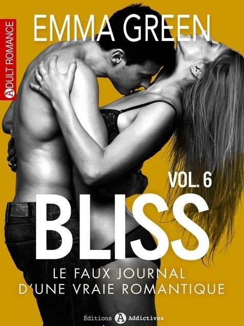 Couverture Bliss, le faux journal d'une vraie romantique, tome 06
