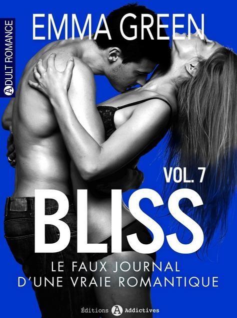 Couverture Bliss, le faux journal d'une vraie romantique, tome 07
