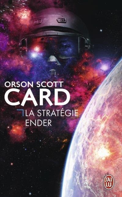 Couverture Le cycle d'Ender, tome 1 : La stratégie Ender