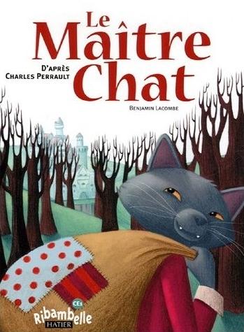Couverture Le Maître Chat (Lacombe)
