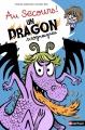 Couverture Au secours ! Un dragon scrogneugneu Editions Nathan 2015