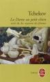 Couverture La dame au petit chien suivi de Au royaume des femmes Editions Le Livre de Poche (Libretti) 2014