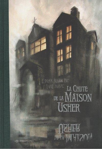 Couverture La chute de la Maison Usher