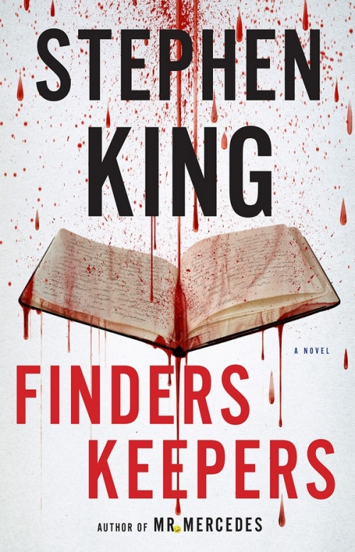 Couverture Off-Ret Hodges, tome 2 : Finders Keepers