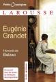 Couverture Eugénie Grandet Editions Larousse (Petits classiques) 2008