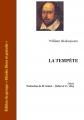 Couverture La tempête Editions Ebooks libres et gratuits 2008