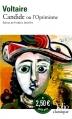 Couverture Candide / Candide ou l'optimisme Editions Folio  (Classique) 2015