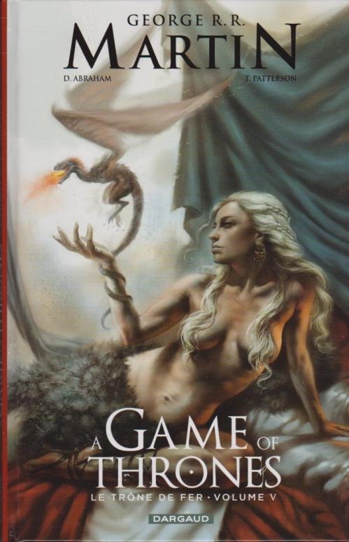 Couverture A Game of Thrones : Le Trône de Fer (comics), tome 5