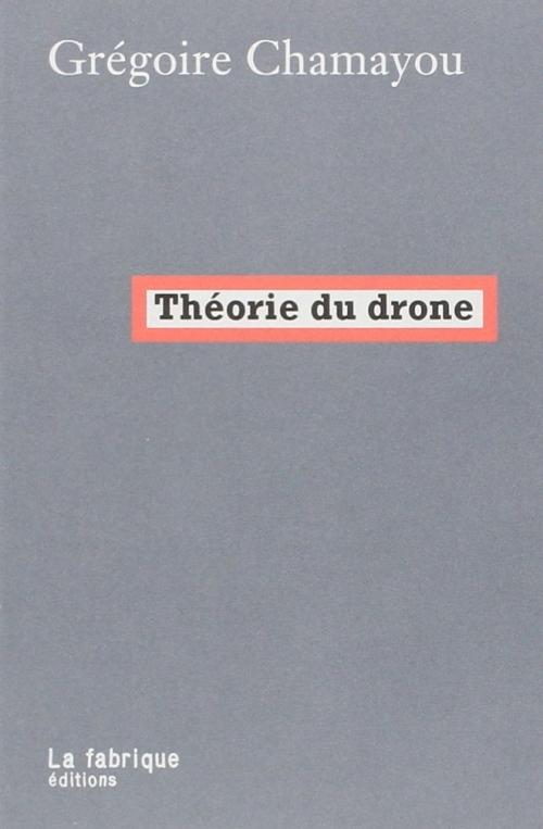 Couverture Théorie du drone
