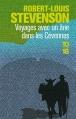 Couverture Voyage avec un âne dans les Cévennes Editions 10/18 2003