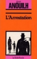 Couverture L'arrestation Editions de La Table ronde 1975
