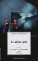 Couverture Le Moine Noir Editions Les Solitaires Intempestifs 2004