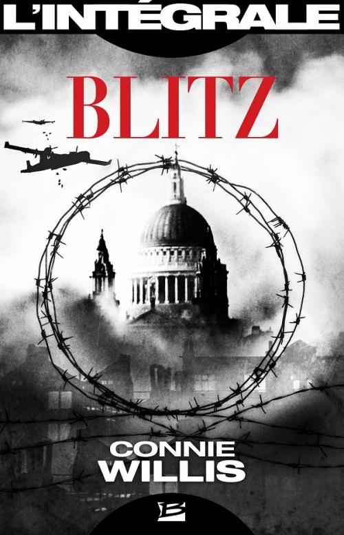 Couverture Blitz, intégrale