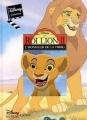 Couverture Le roi lion, tome 2 : L'honneur de la tribu Editions Disney / Hachette 1999