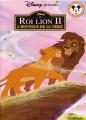 Couverture Le roi lion, tome 2 : L'honneur de la tribu Editions Hachette (Mickey - Club du livre) 2005