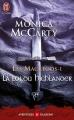 Couverture Les MacLeods, tome 1 : La loi du highlander Editions J'ai Lu 2014