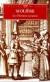 Couverture Les Femmes savantes Editions Le Livre de Poche (Théâtre de poche) 2008