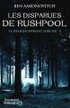 Couverture Le dernier apprenti sorcier, tome 5 : Les disparues de Rushpool Editions J'ai Lu (Nouveaux Millénaires) 2015
