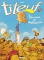 Couverture Titeuf, tome 14 : Bienvenue en Adolescence ! Editions Glénat (Tchô ! La collec...) 2015