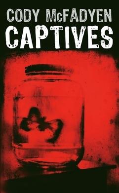 Couverture Captives