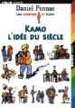 Couverture Kamo, tome 1 : L'idée du siècle Editions Folio  (Junior) 1993