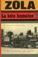 Couverture La Bête humaine Editions Le Livre de Poche 1971