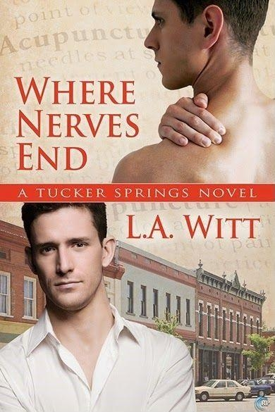 Couverture Tucker Springs, tome 1