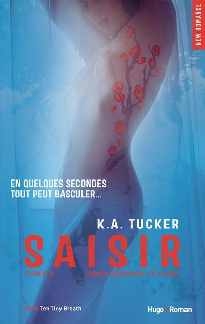 Couverture Ten Tiny Breaths, tome 3 : Saisir