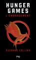 Couverture Hunger games, tome 2 : L'Embrasement Editions Pocket (Jeunesse) 2015