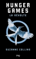Couverture Hunger games, tome 3 : La révolte Editions Pocket (Jeunesse) 2015